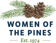 Women of the Pines Logo